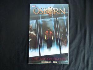 Osborn: Evil Incarnate Softcover graphic Novel (b29) Marvel Spider-man