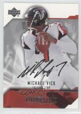 2004 Upper Deck Pro Sigs Michael Vick #3