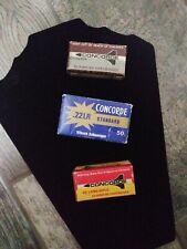 Concorde 22 Lr Empty Ammo Cardboard Boxes