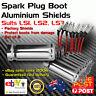 EAGLE Spark Plug Boot Heat Shields suit Commodore LS2 LS3 6.0 6.2 set 8