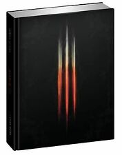 Diablo 3: Strategy Guide, Limited Edition by Doug Walsh; BradyGames