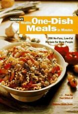 PREVENTION'S HEALTHY ONE-DISH MEALS IN MINUTES COOKBOOK