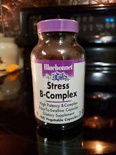 Bluebonnet Nutrition Stress B-Complex 100 Vcaps