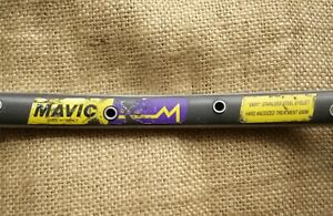 """Used Mavic GP4 tubular rim for sew up 28"""" 700 622 32H riveted for road track"""