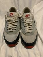 NIKE AIR ODYSSEY MAX LIGHT NAVY RED WHITE size 8.5