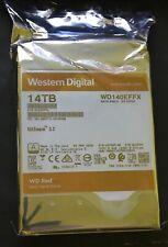 Western Digital WD Red 14TB, SATA III, 3,5 Zoll Interne Festplatte (WD140EFFX)