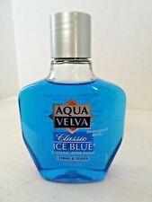 Aqua Velva After Shave, CLASSIC ICE BLUE, 7 Ounce NEW