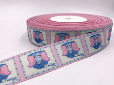 DIY 5 Yard 1'' 25mm Elephant cows patterns bow Ribbon Crafts Sewing Ribbon