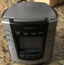Digital Tuning Timex Am/Fm Stereo Clock Radio with Manual - Nature Sounds