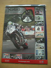 """NORTON TT WINNERS AT THE ISLE OF MAN"" INCS MIKE HAILWOOD, STEVE HISLOP FREE P&P"