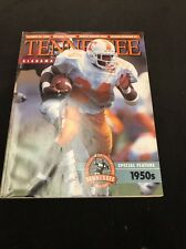 1990 Tennessee VOLS Sports Guide (vintage)Tn Vs Alabama