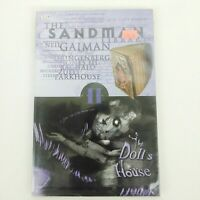 The Sandman Library Volume 2 The Dolls House Vertigo Neil Gaiman Comic Book