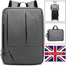 a66bf81799ae 17.3 inch Laptop Backpack Rucksack Waterproof Messenger Shoulder Bag  Handbag UK