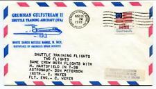 1978 Grumman Gulfstream II White Sands Missile Range Same Crew Both Flight USA