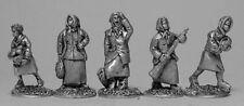 CP Models CV6 20mm Diecast WWII Soviet Female Peasants (5 Figures)
