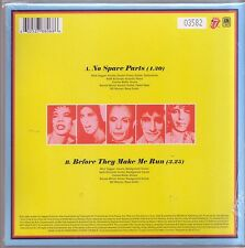 "ROLLING STONES ""No Spare Parts"" EU RSD Record Store Day 7"" Inch Vinyl"