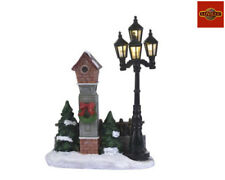 LUVILLE BIRDCAGE WITH OLD ENGLISH STREET LANTERN 611195