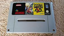 double dragon 5  Super Nintendo Pal
