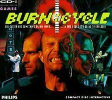 Burn:Cycle (Philips CD-i, 1994)