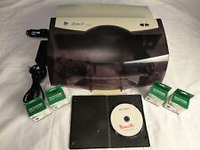 New listing Primera Bravo Ii AutoPrinter with power supply, ink cartridges, & driver disc