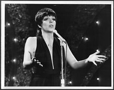 ~ Liza Minnelli Original 1970s TV Promo Photo