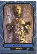 Star Wars Galactic Files 2 Base Card #508 Han Solo