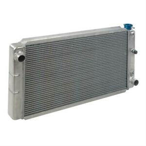 Summit Racing Radiator Direct Fit Aluminum Chevy GMC S Series V8 Conversion EA