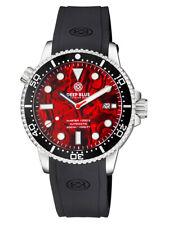 Deep Blue Master 1000 Foot Diver Automatic Dive Watch Generation 2 M1.2RDABL-S