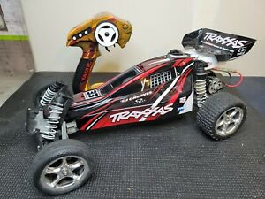 Traxxas Bandit CJ Greaves Livery 2wd 1/10 RC Buggy - RTR - No Battery or Charger