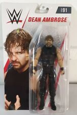 Dean Ambrose Wwe Series 91 Mattel Action Figure New Johnny Moxley Aew