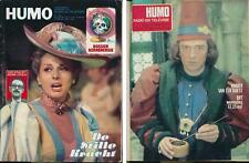 HUMO 1849 (12/2/76) ANDRE COOLS ROGIER VAN TER DOEST BOWIE VINCENT PRICE