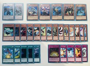 Yugioh Blackwing Deck 31 Cards (Armor Master, Vayu,Sirocco - LC5D)