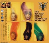 The Rolling Stones Goats Head Soup Sessions CD 2 Discs 28 Tracks Music Rock