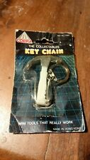 Vintage Cobra Mini Tool HAMMER keyring key chain keychain, made in Hong Kong MOC
