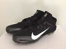 Men's Size 10 Nike Vapor Untouchable 2  Football Cleats 824470-002 Black