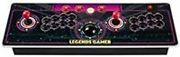 Dichroic Cat Electronic Legends Gamer Pro SE Tabletop Arcade