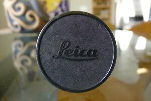Leica Slip on Plastic Lens Cap 42mm for Lens Hood Excellent++ Super Clean