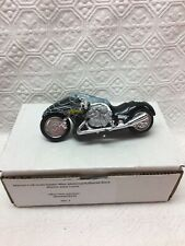 MARVEL Series #3 SPIDERMAN Blue Speed 1:18 Scale Motorcycle Collection Model