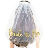 Bachelorette Party Supplies Bride to Be Bride Bridal Shower Wedding Decoration