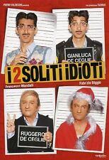 Dvd I 2 SOLITI IDIOTI - (2012)  ......NUOVO