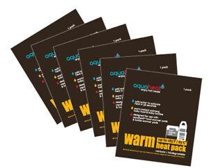 Innobaby Aquaheat WARM Heat Pack - 6 Pack - BONUS & Free Delivery