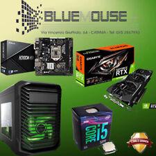 PC GAMING COMPUTER H310CM INTEL 6CORE I5 9400F RTX 2070S NVIDIA SSD 480 16GB RAM