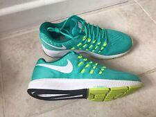 Nike Air Zoom Vomero 11 Genuine Nike Trainers Running BN UKSize 7.5/EU42 Green