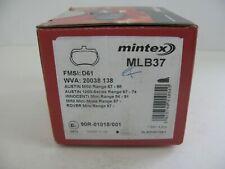 Austin 1000 MIni Moke 67-98 Brake Pad Set MLB37 MIntex Genuine BNIB