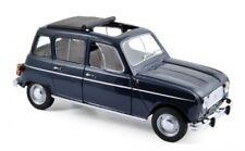Norev 185241 Renault 4 - 1965 - Copenhague Blau 1:18