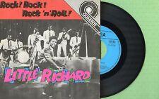 "LITTLE RICHARD / Rock ""n"" Roll / AMIGA 5 56 055 Pres Germany D. R. 1983 EP VG+"