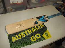 Michael Clarke (Australia) signed full size Slazenger 389 Panther Cricket Bat