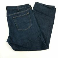 Old Navy Denim Jeans Mens 40X30 Blue Slim Straight Leg Cotton Blend Medium Wash