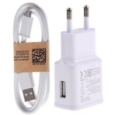 Caricabatterie Rapido Caricatore Adattatore + Cavo Micro USB Per Samsung S6 S7