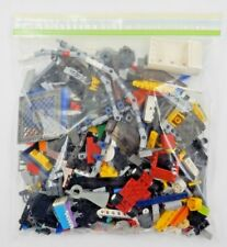LEGO SPECIAL PARTS ~ 1 POUND BAG OF NON-BLOCKS ARTICULATING, CLEAR, WHEELS, ETC.